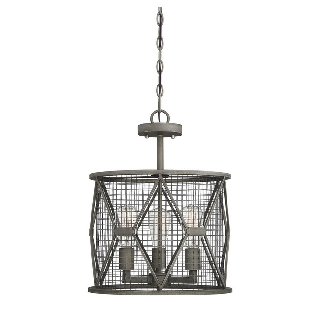 Arbor Convertible Pendant / Semi Flush Ceiling Light  by Savoy House