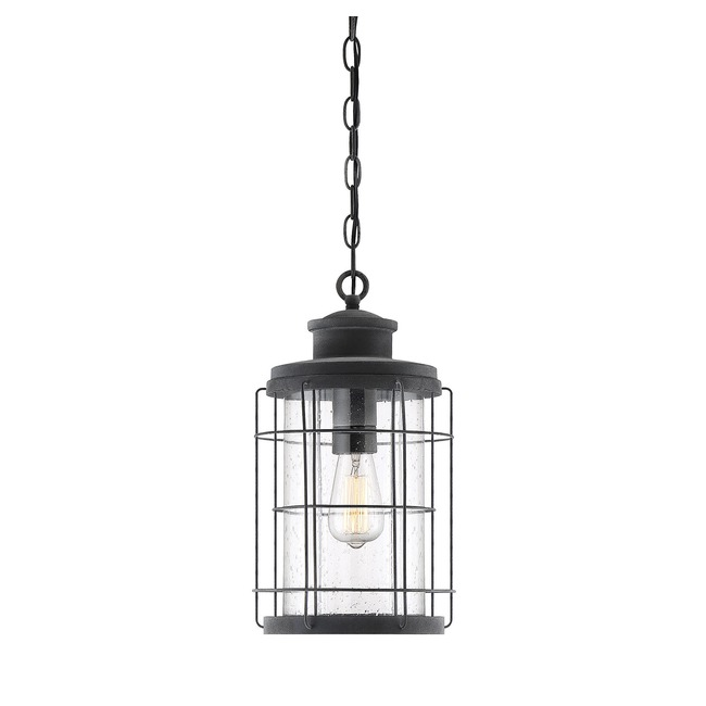 Fletcher Outdoor Pendant  by Savoy House
