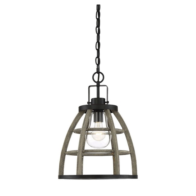 Luisa Outdoor Pendant  by Savoy House
