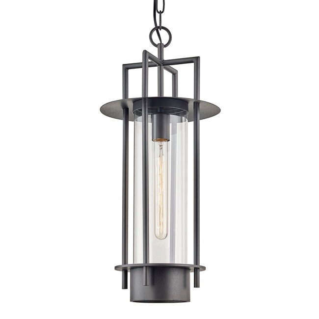 Carroll Park Outdoor Pendant  by Troy Lighting