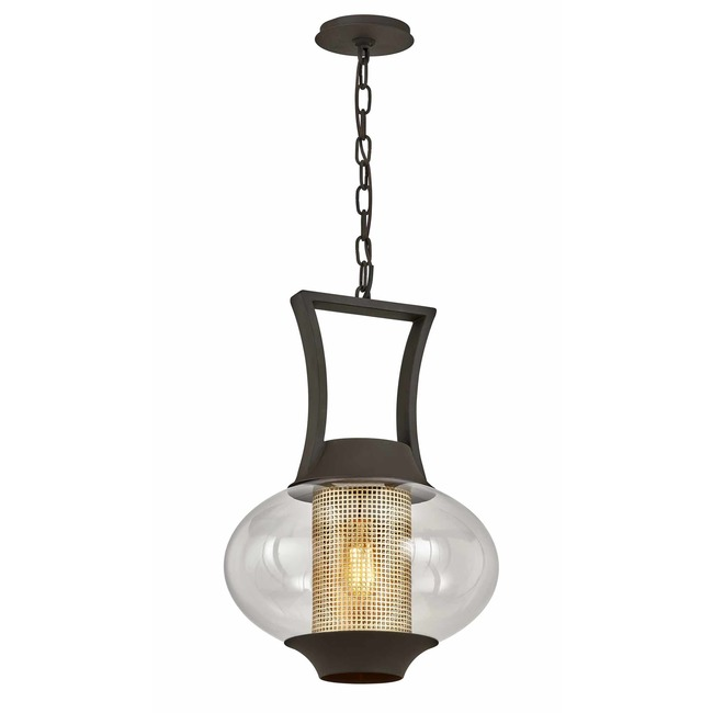 Horton Outdoor Pendant  by Troy Lighting