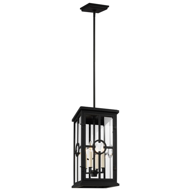 Belleville Outdoor Pendant  by Feiss