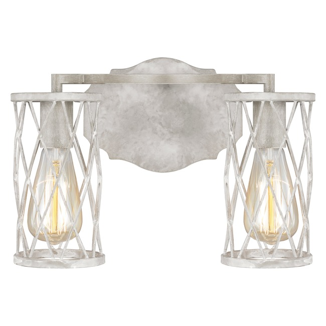 Cosette Bathroom Vanity Light  by Feiss