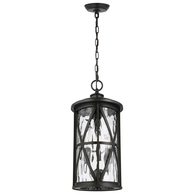 Millbrooke Outdoor Pendant  by Feiss