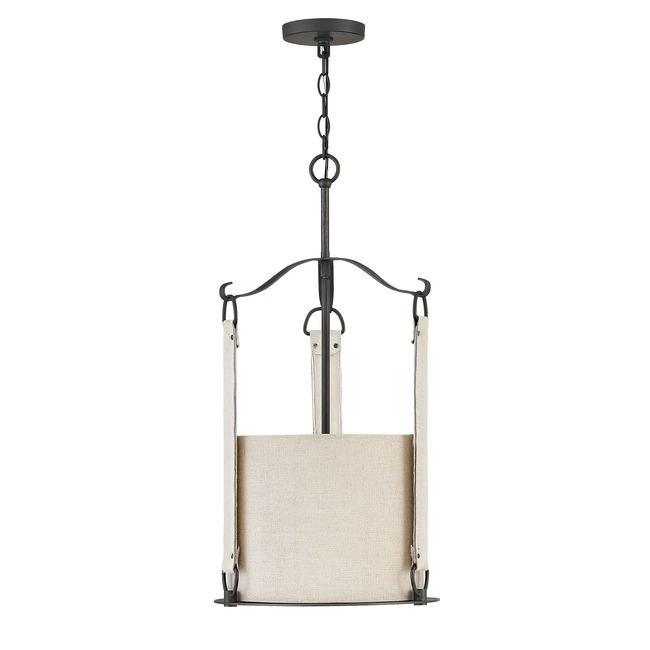 Telluride Drum Pendant  by Hinkley Lighting