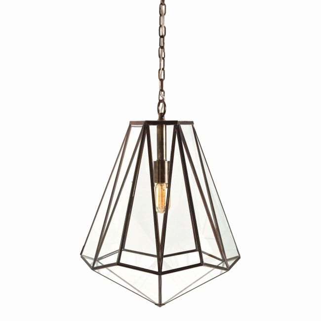 Edmond Hexagon Pendant by Arteriors Home | AH-46361