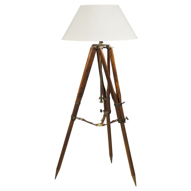 Campaign Tripod Lamp by Authentic Models | SL019