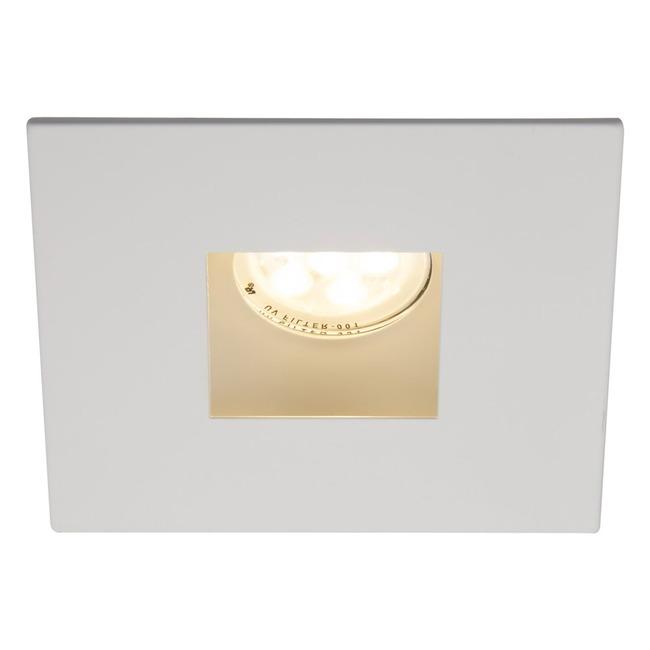 Designer 3IN SQ Pinhole Trim  by Beach Lighting