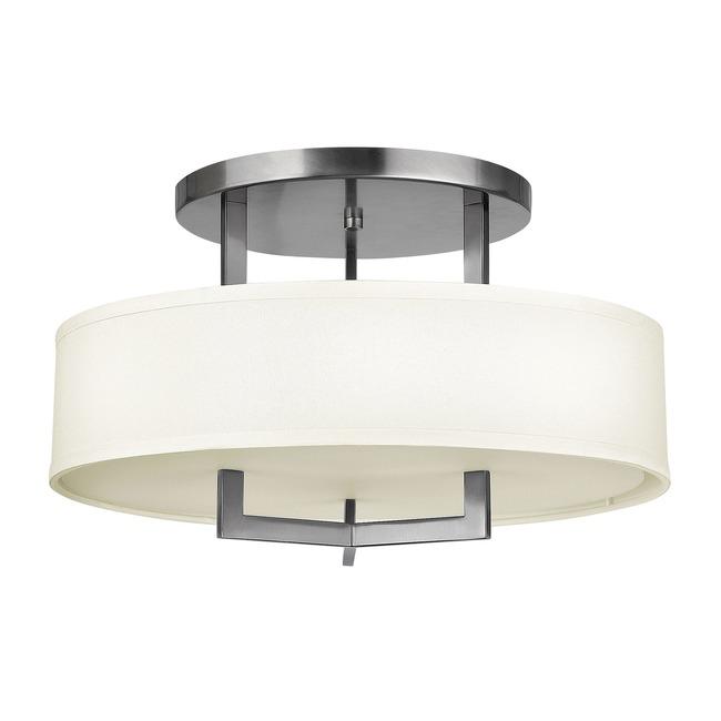 Hampton Semi Flush Ceiling Light by Hinkley Lighting | 3201AN