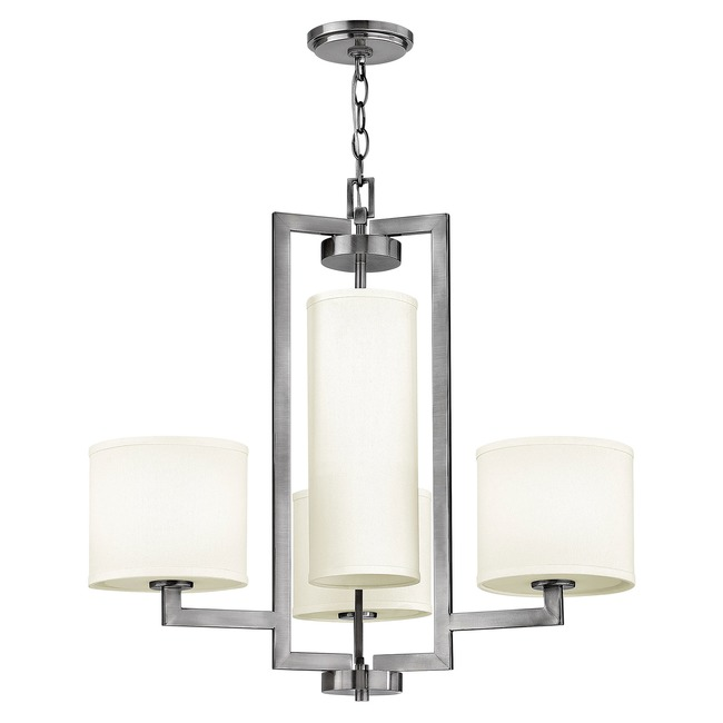 Hampton 4 Light Chandelier by Hinkley Lighting | 3209AN
