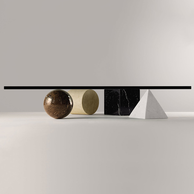 Metafora Table  by Martinelli Luce