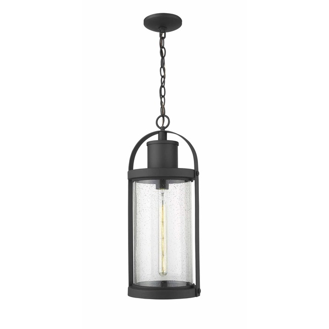 Roundhouse Outdoor Pendant  by Z-Lite