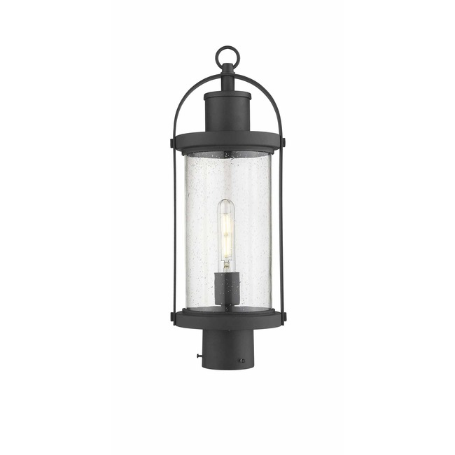 Roundhouse Outdoor Post Light  by Z-Lite