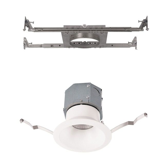 Pop-In 4IN RD Downlight / New Construction Housing  by WAC Lighting