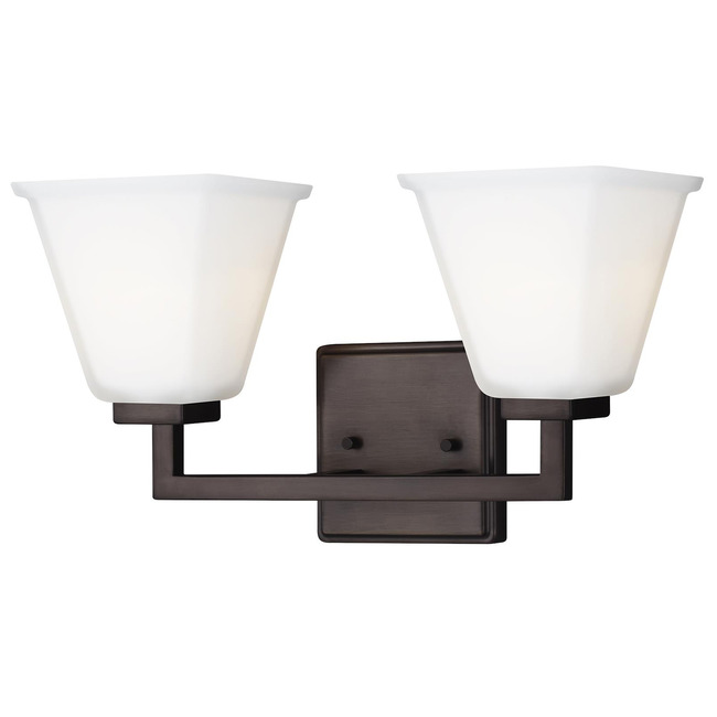 Ellis Harper Bathroom Vanity Light  by Sea Gull Lighting