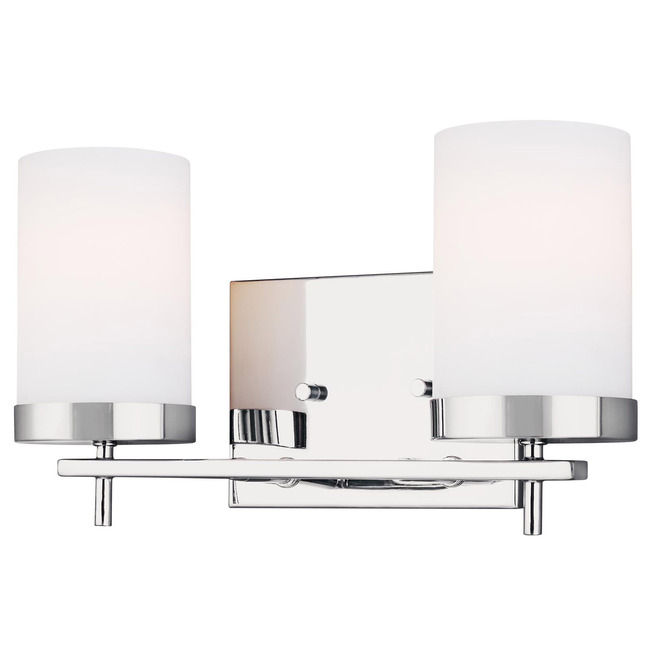 Zire Bathroom Vanity Light  by Sea Gull Lighting
