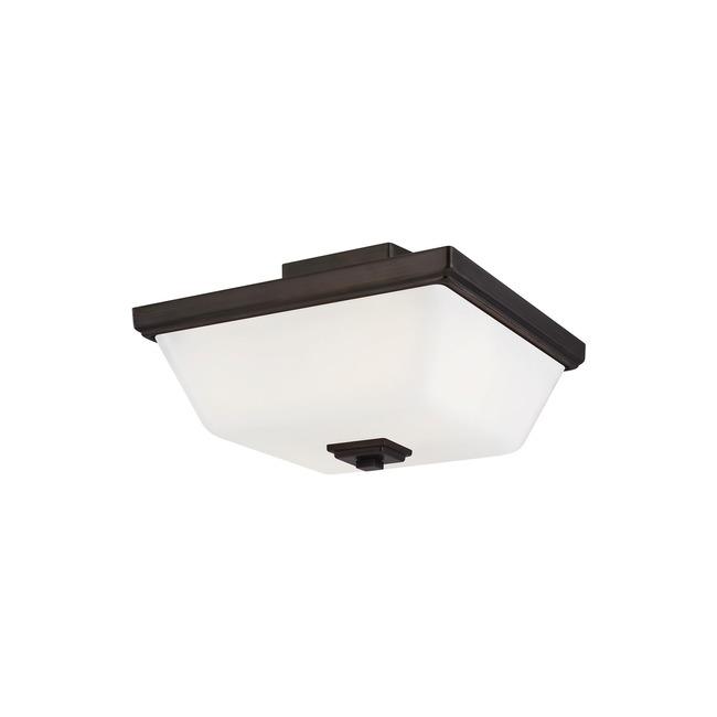 Ellis Harper Semi Flush Ceiling Light  by Sea Gull Lighting