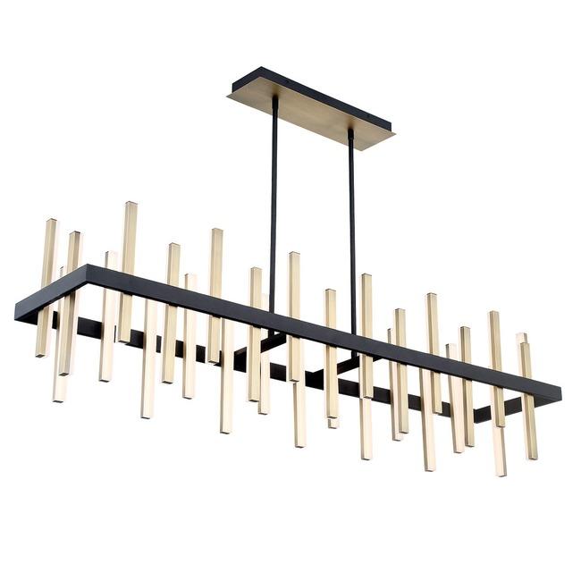 Harmonix Linear Pendant  by Modern Forms