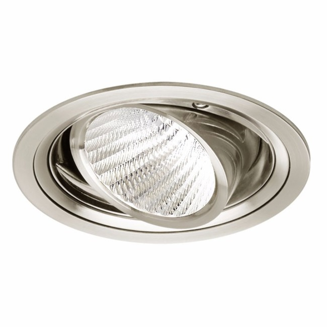 Ardito 3.5IN RD Flanged Adjustable Trim  by Contrast Lighting