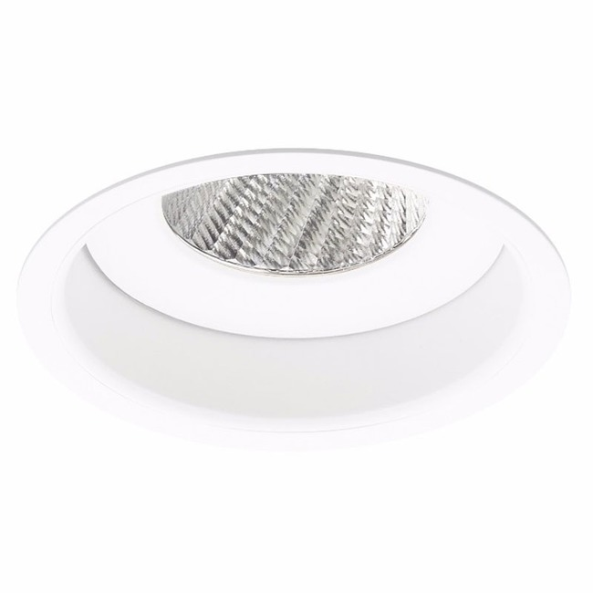 Ardito 3.5IN RD Flanged Regress Downlight Trim  by Contrast Lighting