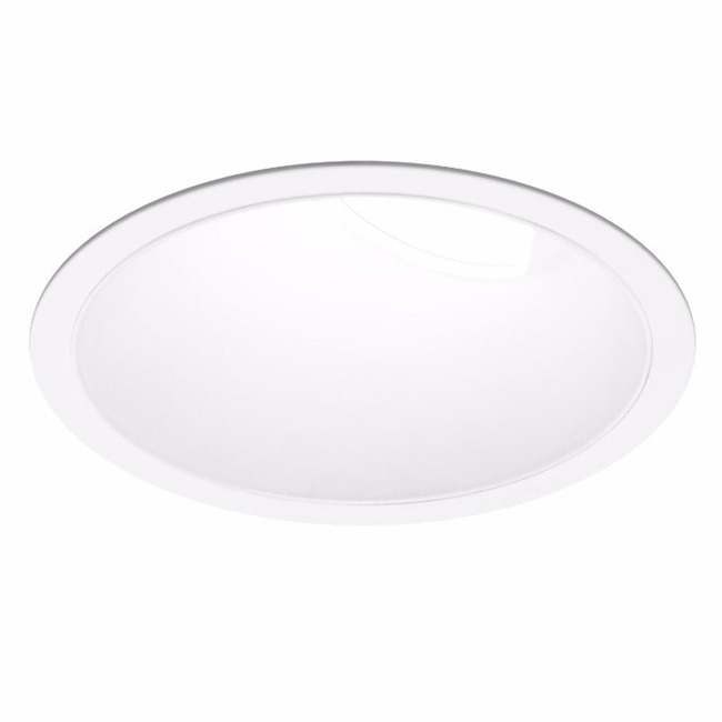 Ardito 3.5IN RD Flanged Wall Wash Trim  by Contrast Lighting