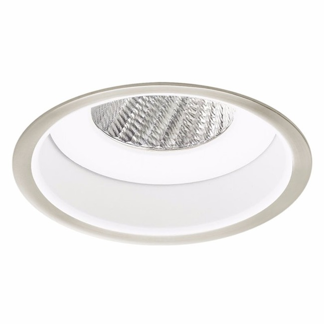 Ardito 3.5IN RD Flanged Color Tune Regress Downlight Trim  by Contrast Lighting