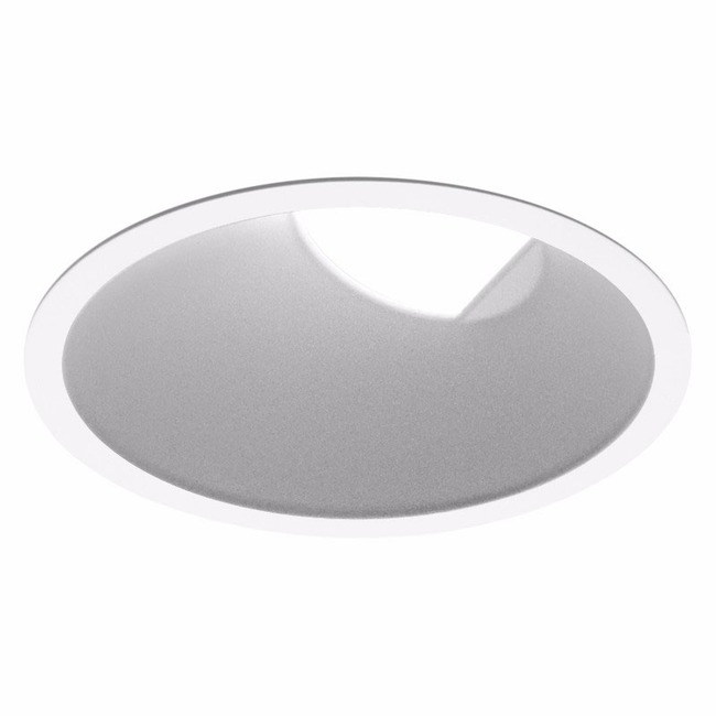 Ardito 4IN RD Flanged Wall Wash Trim  by Contrast Lighting