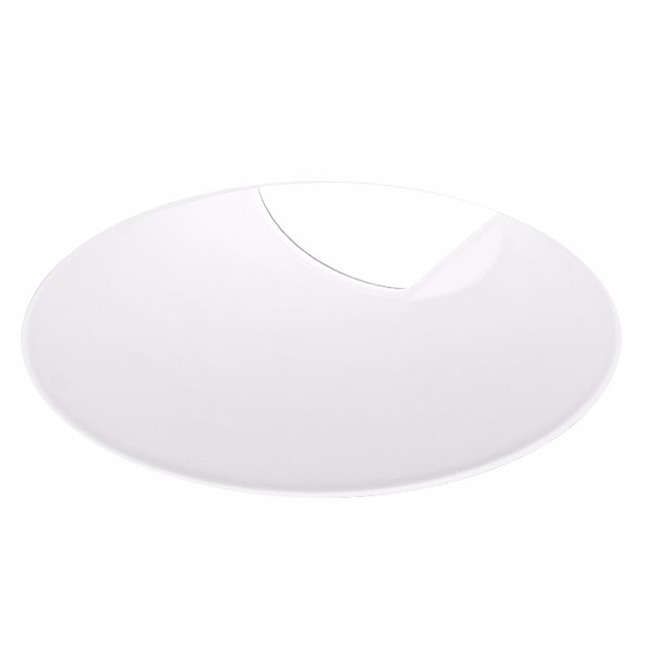 Ardito 4IN RD Flangeless Wall Wash Trim  by Contrast Lighting