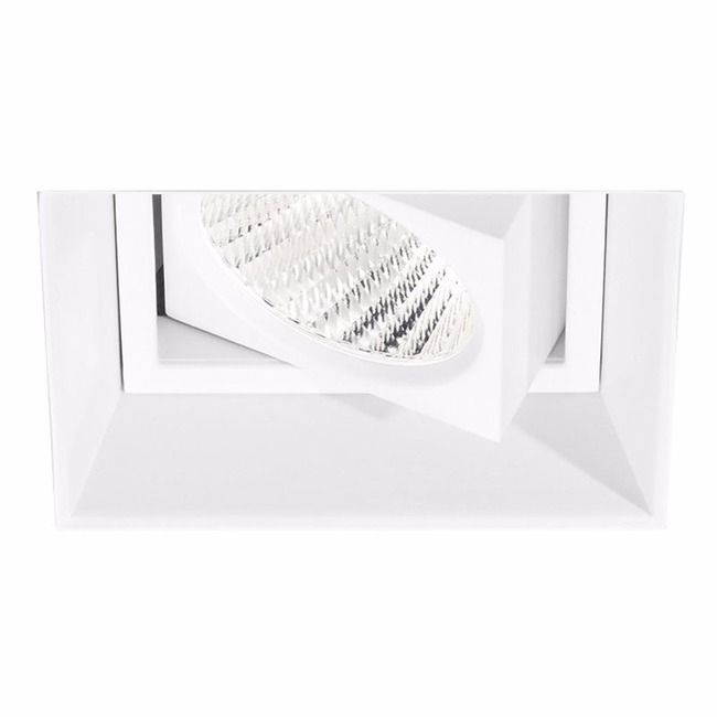 Ardito 4IN SQ Flangeless Color Tune Adjustable Regress Trim  by Contrast Lighting