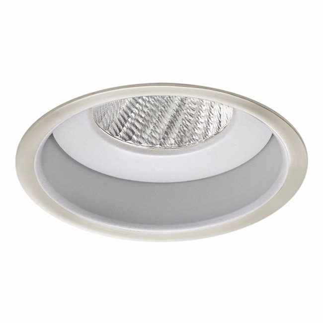 Ardito 3.5IN RD Flanged Warm Dim Regress Downlight Trim  by Contrast Lighting