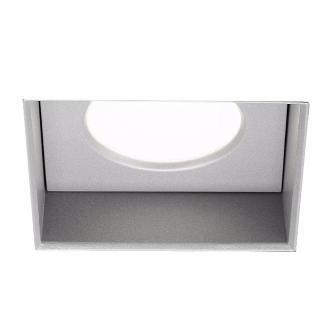 Ardito 3.5IN SQ Flangeless Regress Shower Trim  by Contrast Lighting