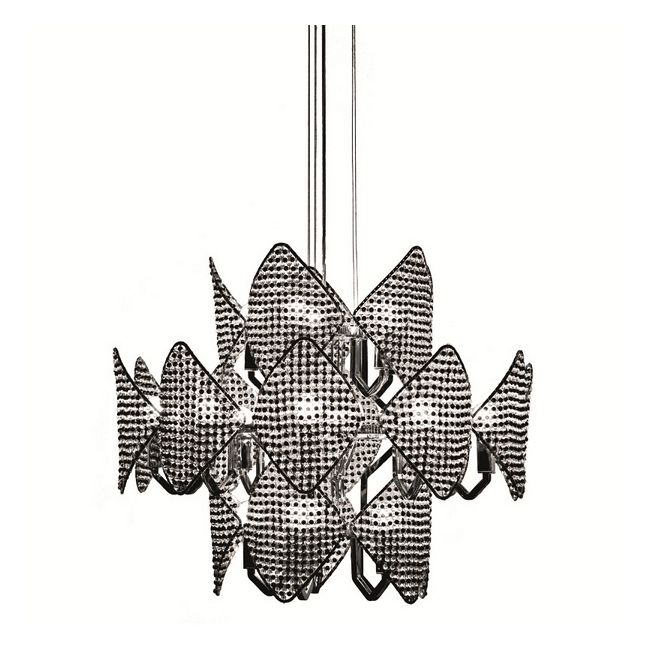 20 Light Suspension by Lightology Collection   LC-H04C3