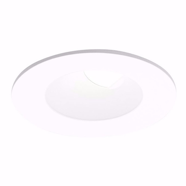 Urbai 3.5IN RD Wall Wash Trim  by Contrast Lighting