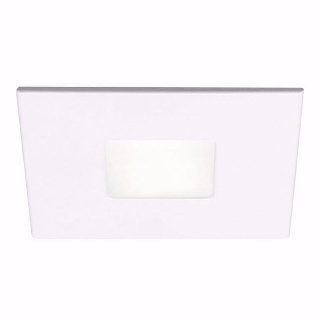 Urbai 3.5IN SQ Warm Dim Shower Trim  by Contrast Lighting