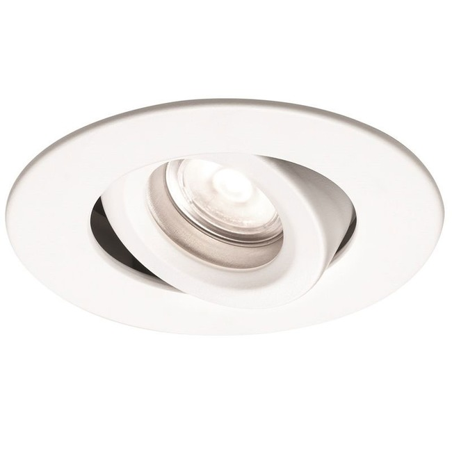 Urbai 4IN RD Warm Dim Adjustable Trim  by Contrast Lighting