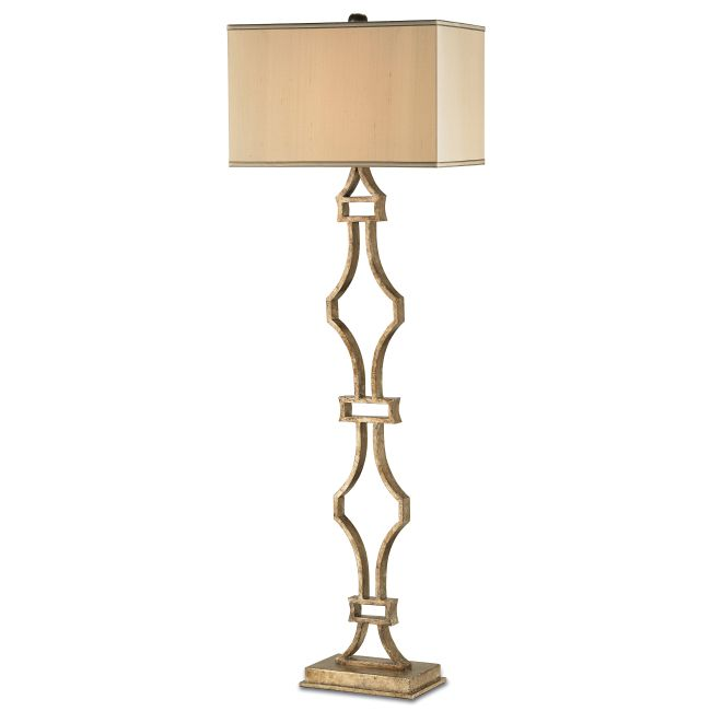 Eternity Floor Lamp by Currey and Company | 8028-CC