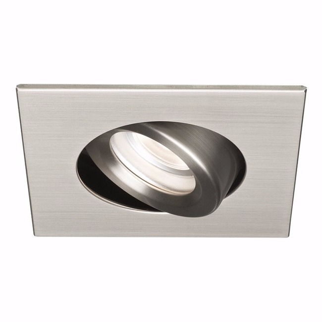 Urbai 4IN SQ Warm Dim Adjustable Trim  by Contrast Lighting
