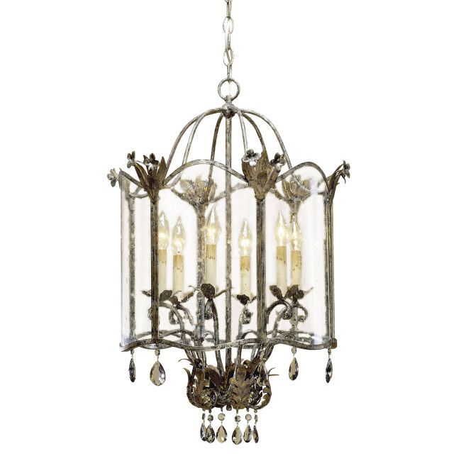 Zara Large Pendant by Currey and Company | 9388-CC