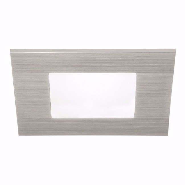 Urbai 4IN SQ Warm Dim Shower Trim  by Contrast Lighting