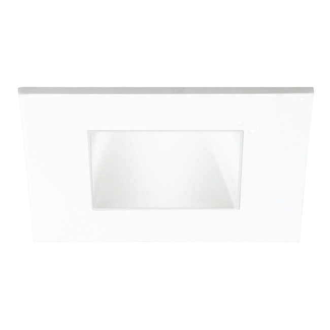 Urbai 4IN SQ Warm Dim Regressed Downlight Trim  by Contrast Lighting