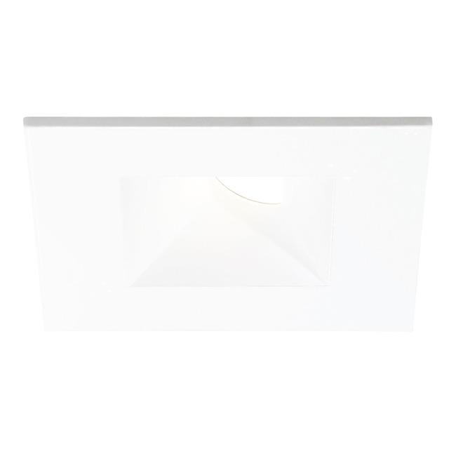 Urbai 4IN SQ Warm Dim Regressed Wall Wash Trim  by Contrast Lighting