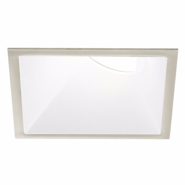 Ardito 3.5IN SQ Flanged Color Tune Wall Wash Trim  by Contrast Lighting