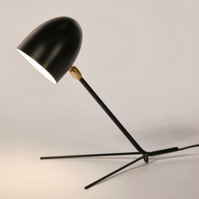 Cocotte Desk Lamp  by Serge Mouille