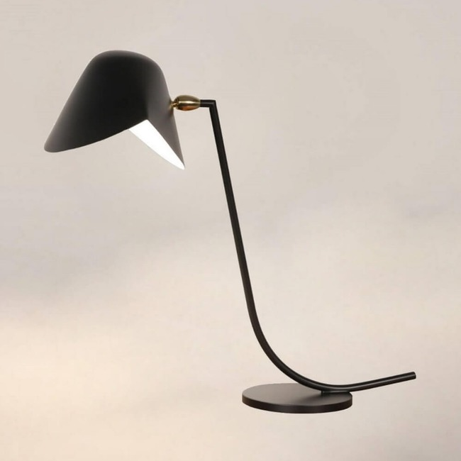 Antony Table Lamp  by Serge Mouille