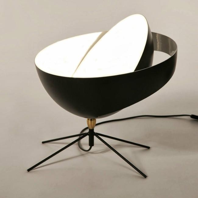 Saturnus Table Lamp  by Serge Mouille