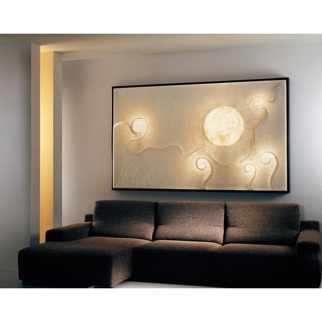 Luna Lunar Dance 2 Wall Sconce  by In-Es Artdesign