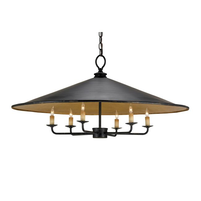 Brussels Pendant by Currey and Company   9873-CC