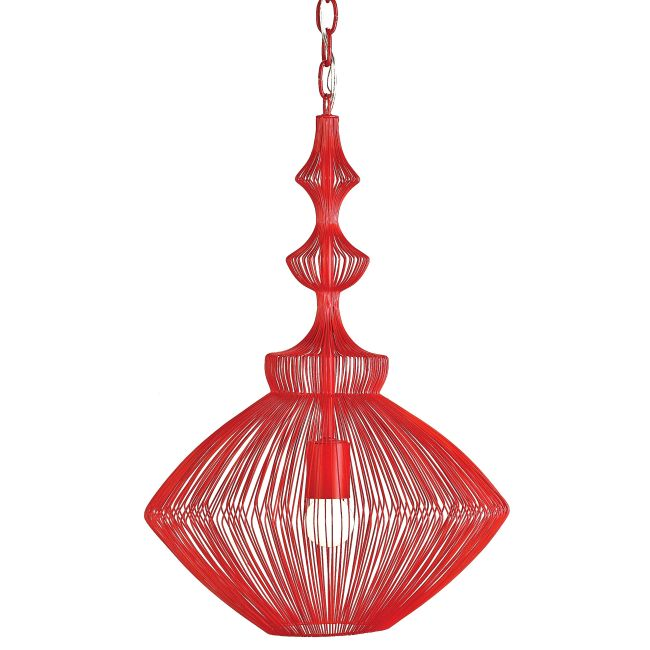 Parker Pendant by Currey and Company | 9068-CC