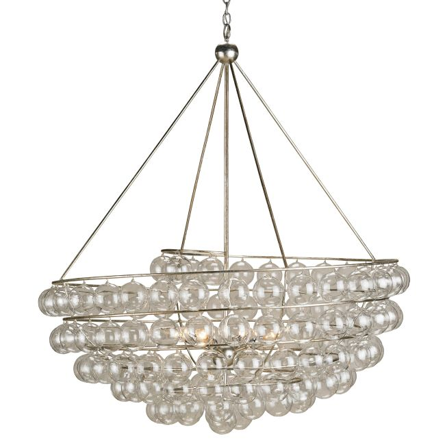 Stratosphere Chandelier by Currey and Company | 9002-CC