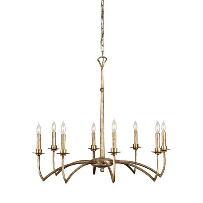 Mainstay Chandelier by Currey and Company | 9020-CC